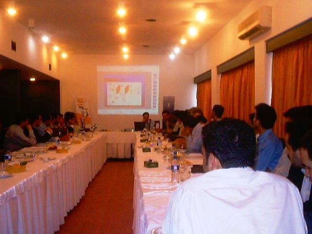 سوابق برگزاري سمينار هاي آموزشي گيلان رايانه