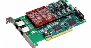 کارت تلفنی اتکام ۸ports FXO/FXS  AX800P