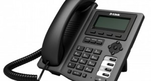 تلفن دی لینک تحت شبکه D-Link IP Phone DPH-150SE/F3